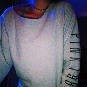 VS PINK sweatshirt!!